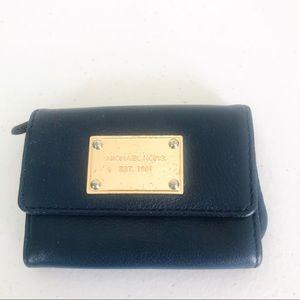 Michael Kors Billfold Leather Wallet